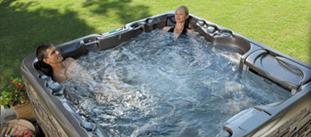 sıcak su masajı